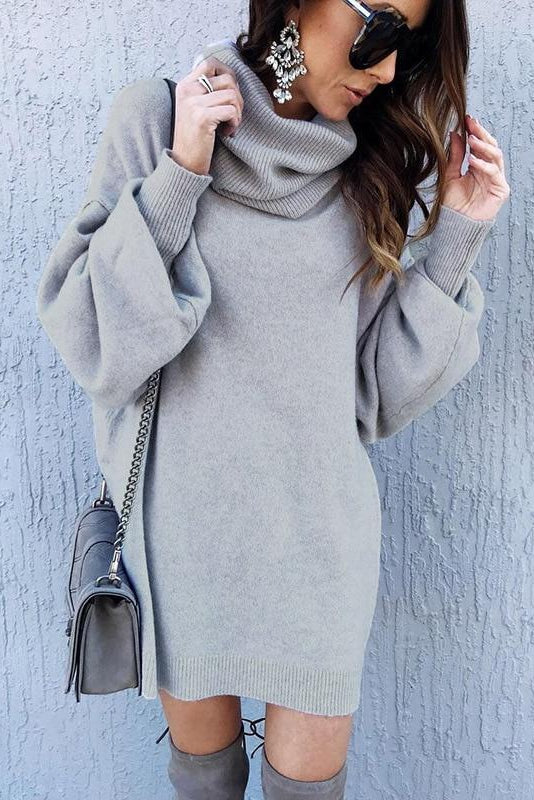 Somer Sweater Dress