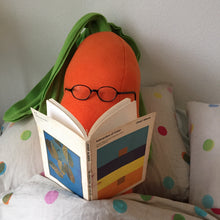 Carrot Body Pillow