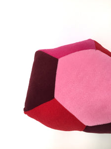 Garnet Gem Pillow