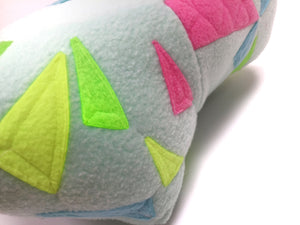 Opal Gemstone Pillow