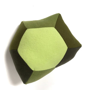 Peridot Gemstone Pillow
