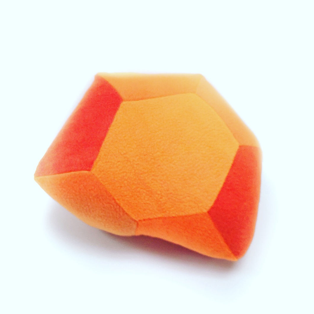 Topaz Gem Pillow