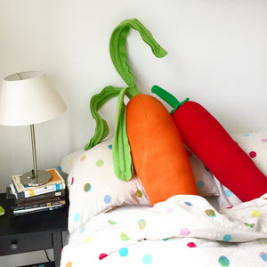 Chili Pepper Body Pillow