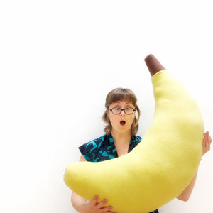 GIANT Banana Pillow