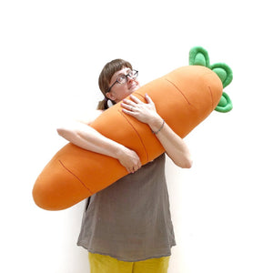 Chubby Carrot Toy