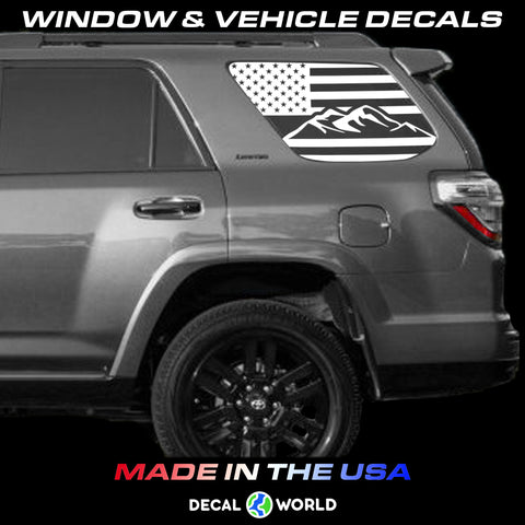 American Flag Mountain Edition Toyota 4runner 2010 - 2019