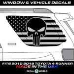 American Flag Punisher Edition Toyota 4runner 2010 - 2019