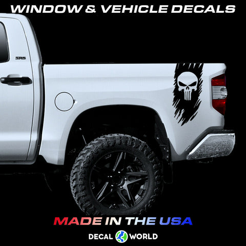Off Road 4x4 Truck Decal Truck Bed Side Race Stripes