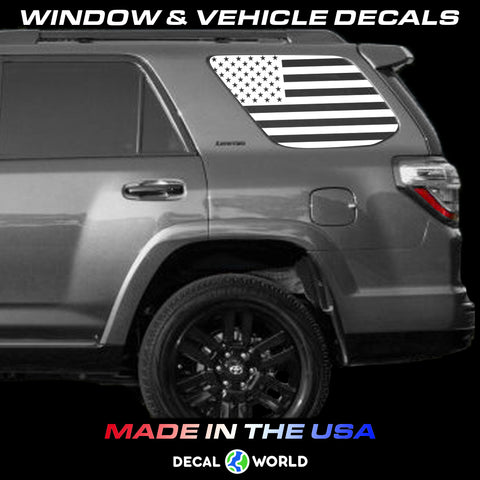 American Flag USA Toyota 4runner 2010 - 2019