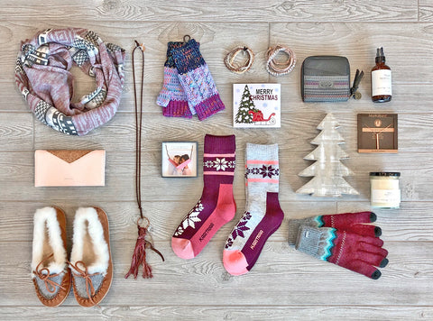 Holiday Accessories Gift Ideas for Women