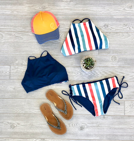 Sporty Swimwear & Bikini Swim Suits