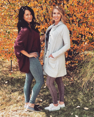 Fall Sweaters & Outfit Layering Ideas