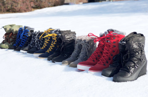 Stylish Winter Snow Boots for Women
