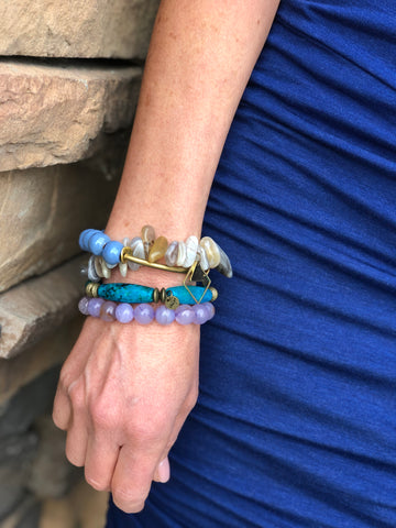 Casual Beaded Boho Bracelets