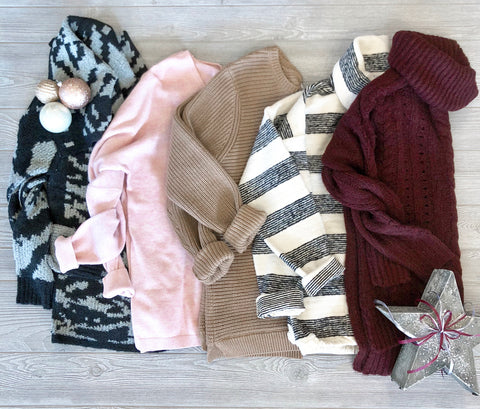 Cozy & Casual Women's Sweaters