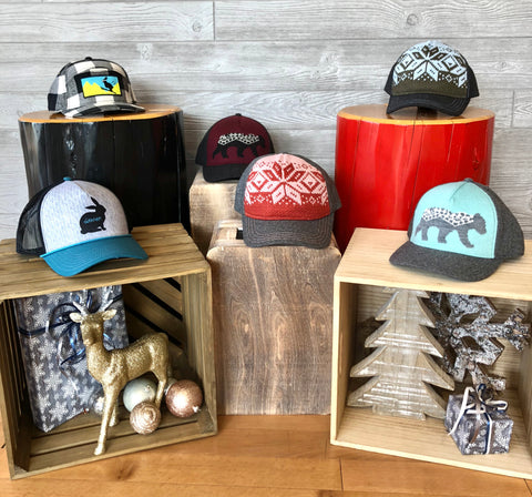 Women's Trucker Hats & Holiday Gift Ideas