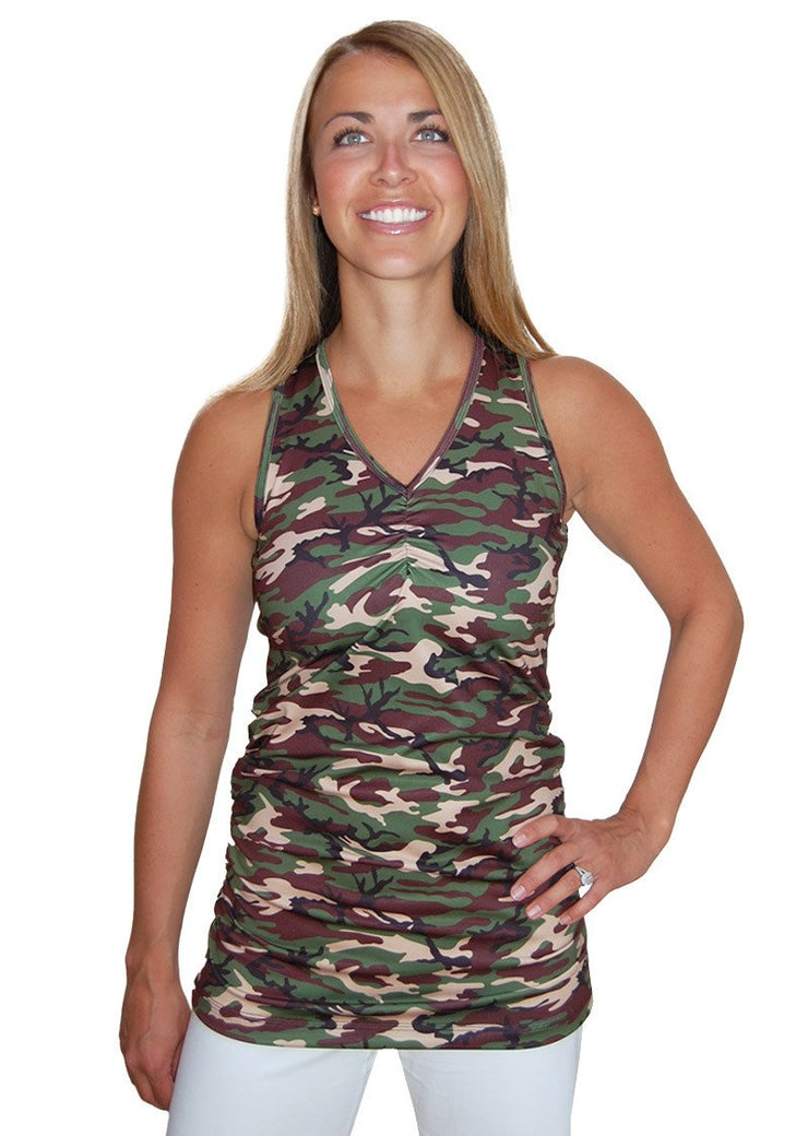 Victorious Tunic Tank (Final Sale)