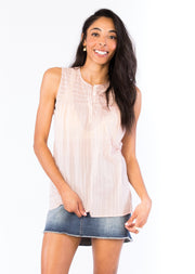 Allison Sleeveless Top (Sale)