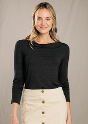 Bel Canto Long Sleeve Top (Final Sale)
