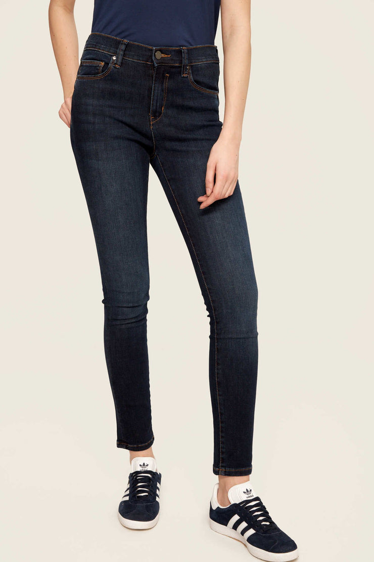 Skinny Long Stretch Denims
