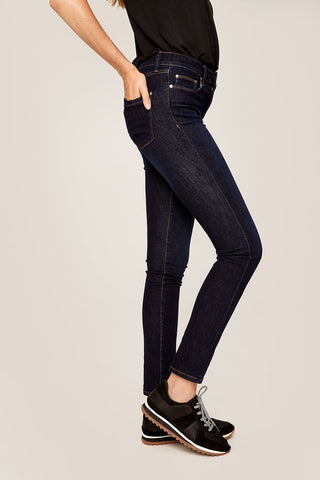 Skinny Long Stretch Denim
