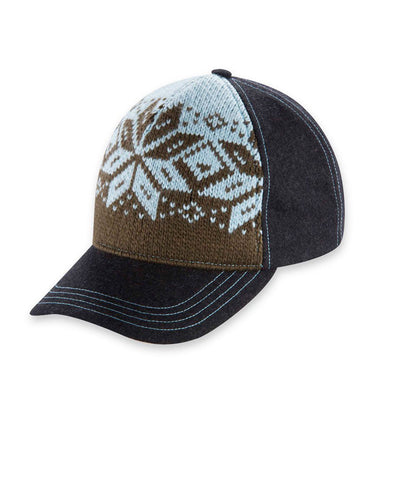Snowy Trucker Hat