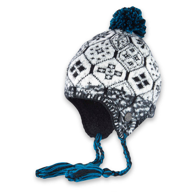 Karina Knit Earflap Hat (Sale)