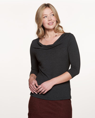 Bel Canto 3/4 Sleeve Top (Sale)