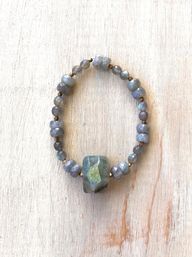 Labradorite Magic Bracelet