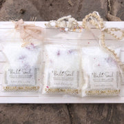 The Bali Soul: Bath Salts Bag