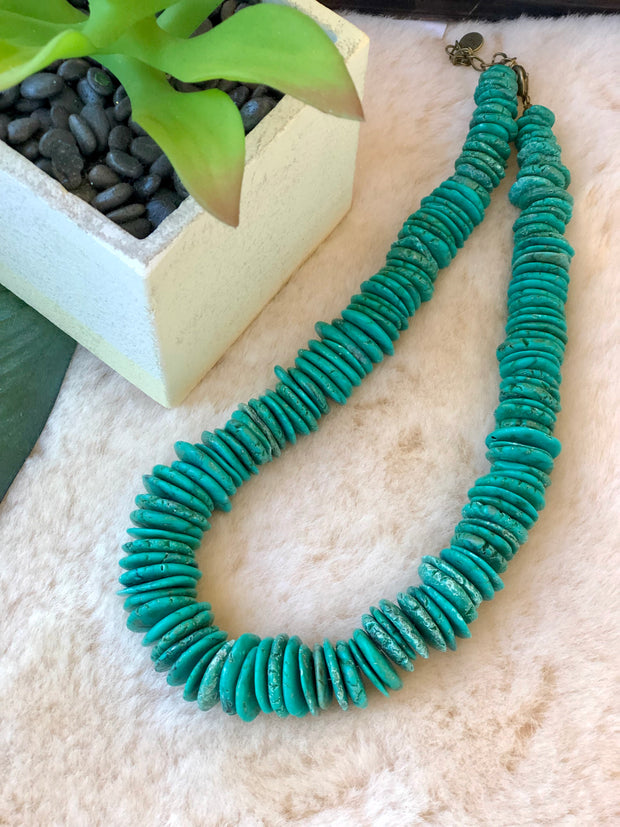 Tellume Turquoise Necklace (Sale)