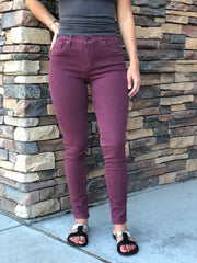 Yoga Jeans Rachel Skinny Stretch Denim