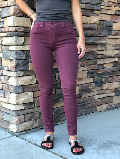 Yoga Jeans Rachel Skinny Stretch Denim {Winter Sale}