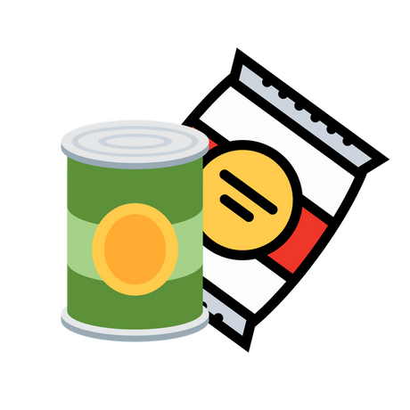 Canned & Packaged Food 罐装&包装食品