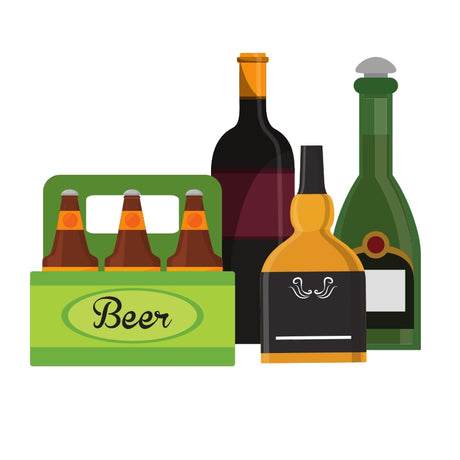 Beer, Wine & Spirits 酒 (In-store Only)