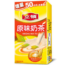 Lipton Original Milk Tea 立顿原味奶茶 300ml