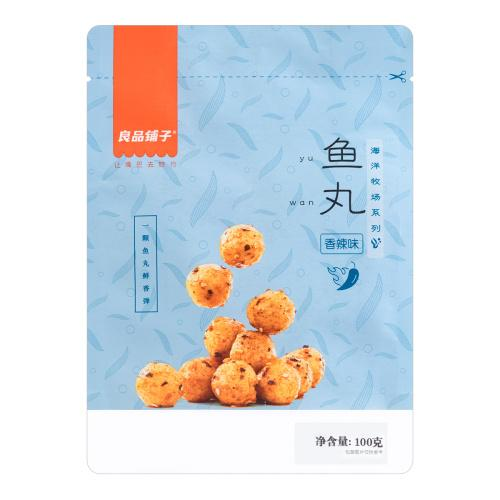 LPPZ Spicy Fish Ball 良品铺子鱼丸 香辣味 100g
