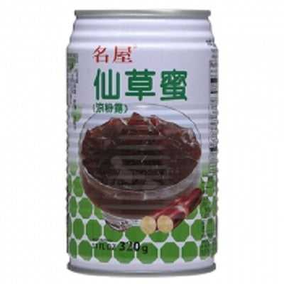 Famous House Grass Jelly Drink (Original)