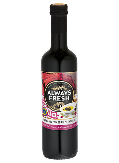 ALWAYS FRESH BALSAMIC VINEGAR Always Fresh 意大利香醋