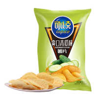 Copico Chips (Cucumber Flavor)可比克爽口青瓜味薯片60g