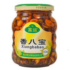 Fuyun Xiangbabao (Preserved Vegetables) 富运香八宝 238g