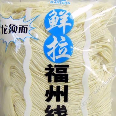 Havista Fuzhou Fresh Noodles (Thin) 五谷堂鲜拉福州线面  1100g