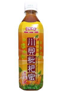 (买一送一)Hung Fook Tong Honey Drink with Chuan Bei and Loquat Leaves 鸿福堂川贝枇杷蜜 500ml EXP 02/05/2021