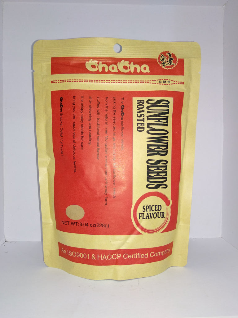 ChaCha Sunflower Seeds (Spicy Flavour) 洽洽辣味葵瓜子 228g