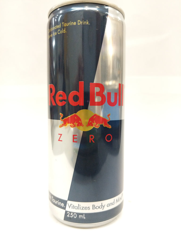 RED BULL ENERGY DRINK ZERO