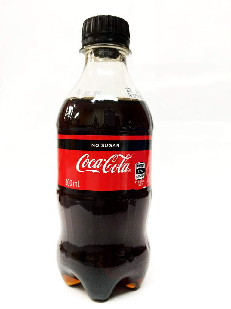 Coca Cola No Sugar 无糖可口可乐 300ml