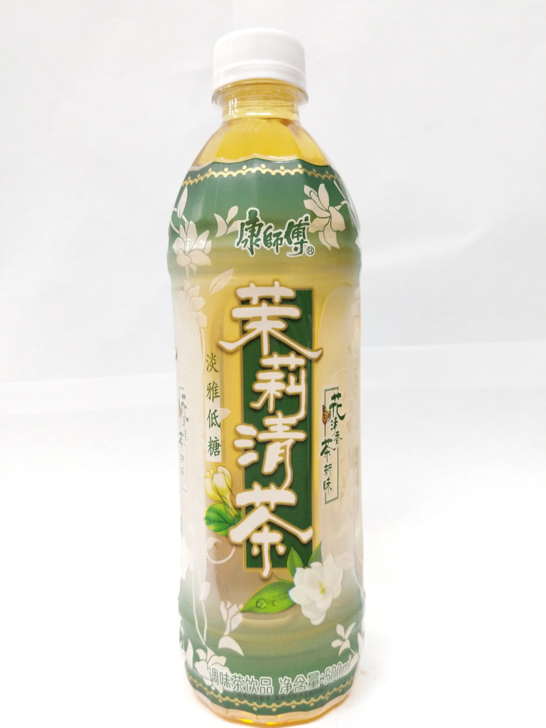 KSF Jasmine Leaves Tea 康师傅 茉莉清茶 500ML