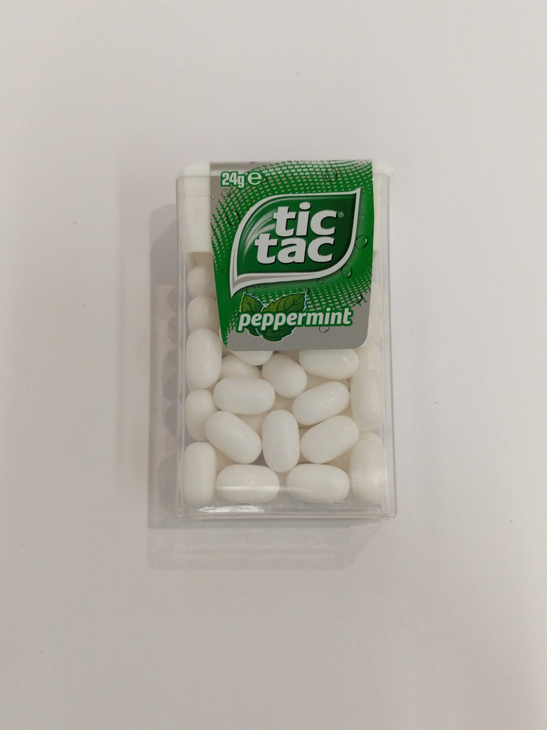 TIC TAC PEPPERMINT