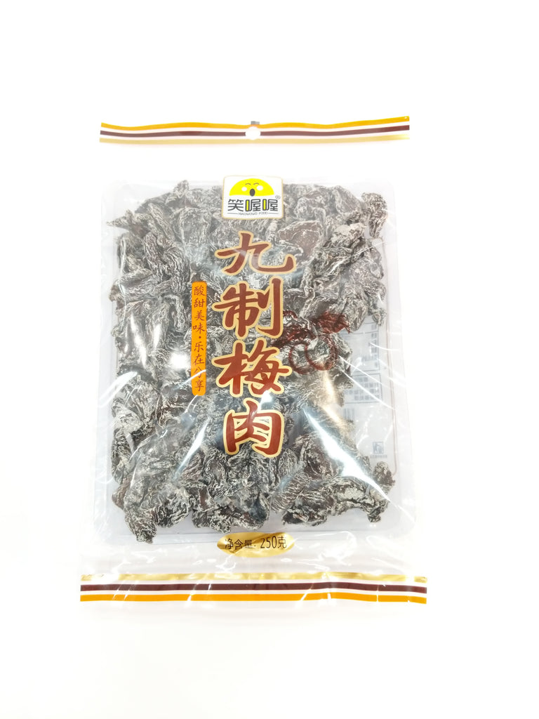 XIAOWOWO DRIED PLUM MEAT 笑喔喔九制梅肉 250G