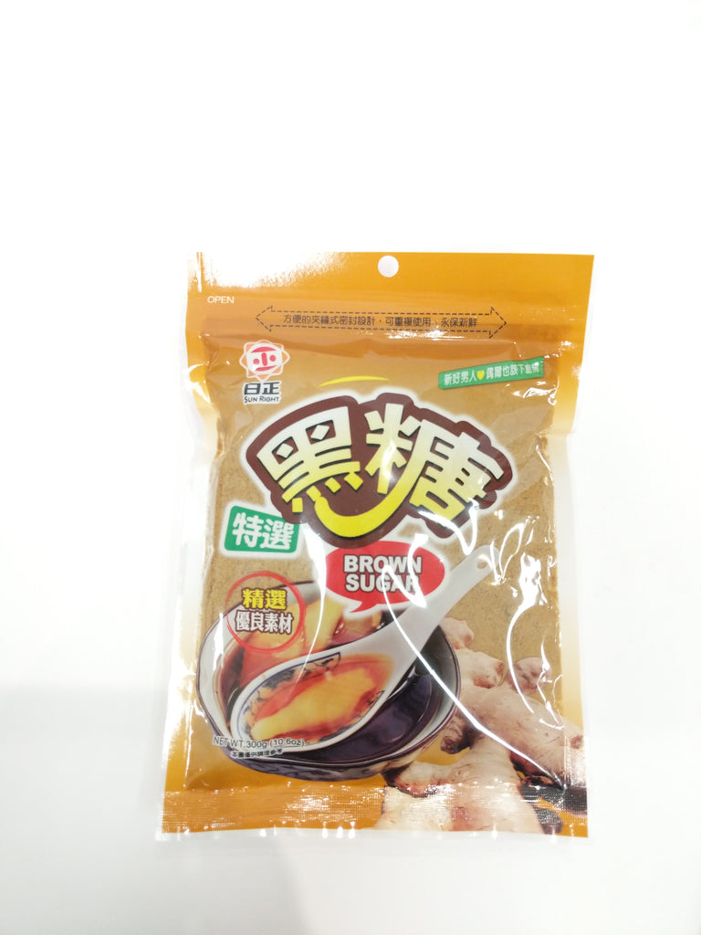 SL Brown Sugar 日正黑糖 300g